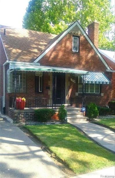 19540 Goulburn Street, Detroit, MI 48205 - MLS#: 218054677