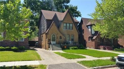 5751 Grayton Street UNIT UPPER, Detroit, MI 48224 - MLS#: 218054690