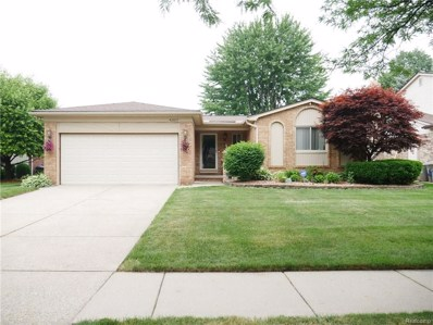 42817 Sycamore Drive, Sterling Heights, MI 48313 - MLS#: 218054799