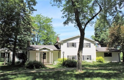2950 Noble Road, Addison Twp, MI 48370 - MLS#: 218054965