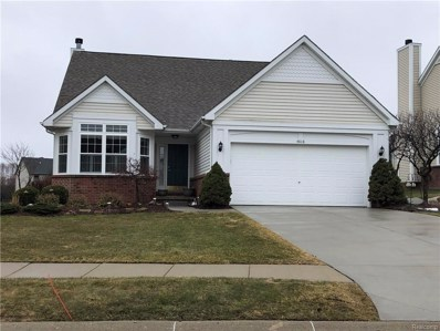 4808 New Haven Drive, Genoa Twp, MI 48843 - MLS#: 218055017