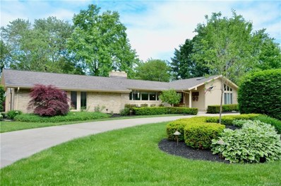 6924 Windham Lane, Bloomfield Twp, MI 48301 - MLS#: 218055086