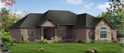 682 Brooks Circle, Oxford Twp, MI 48371 - MLS#: 218055129
