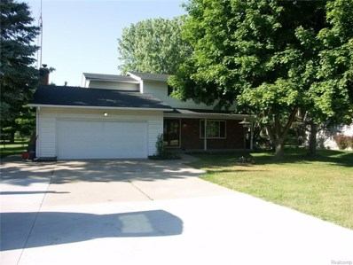 4682 W Water Street, Port Huron Twp, MI 48060 - MLS#: 218055132