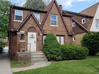 4874 Kensington Avenue, Detroit, MI 48224 - MLS#: 218055145