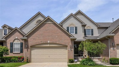 8046 Springdale Drive UNIT 39, White Lake Twp, MI 48386 - MLS#: 218055179