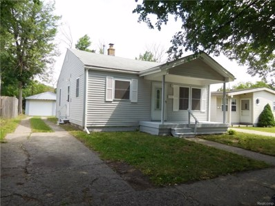 1739 E Pearl Avenue, Hazel Park, MI 48030 - MLS#: 218055185