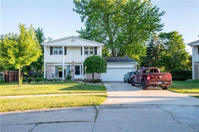 11300 Peyton Drive, Sterling Heights, MI 48312 - MLS#: 218055186