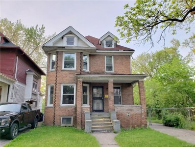 550 Josephine Street, Detroit, MI 48202 - MLS#: 218055216