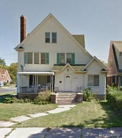 15062 Mettetal Street, Detroit, MI 48227 - MLS#: 218055250