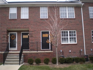 43097 Burlington Drive, Sterling Heights, MI 48313 - MLS#: 218055259