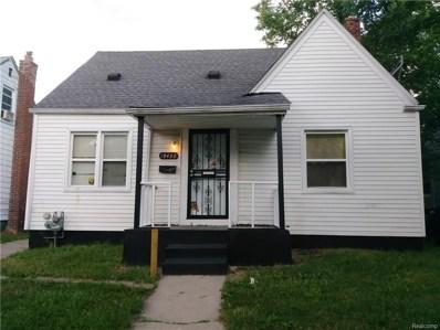 19430 Prevost Street, Detroit, MI 48235 - MLS#: 218055466