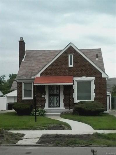 18964 Prest Street, Detroit, MI 48235 - MLS#: 218055485