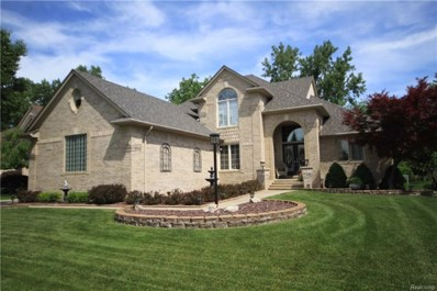 14177 Wayford Run, Shelby Twp, MI 48315 - MLS#: 218055508