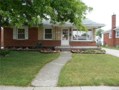 28628 Groveland Street, Roseville, MI 48066 - MLS#: 218055524