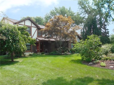 22690 Camille Court, Farmington Hills, MI 48335 - MLS#: 218055536