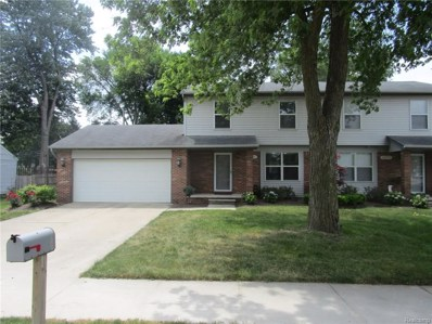 42791 Hammill Lane, Plymouth Twp, MI 48170 - MLS#: 218055645