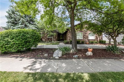 16313 Woodstream Drive, Clinton Twp, MI 48038 - MLS#: 218055667