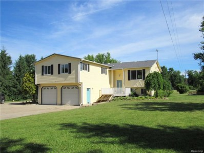 1840 Granger Road, Oxford Twp, MI 48371 - MLS#: 218055719