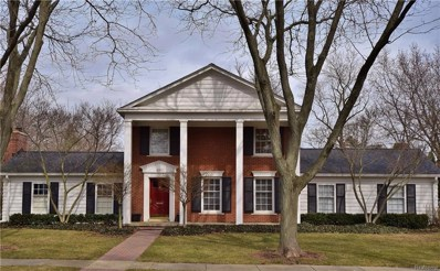 490 Tilbury Road, Bloomfield Twp, MI 48301 - MLS#: 218055748