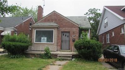 8054 Cloverlawn Street, Detroit, MI 48204 - MLS#: 218055782