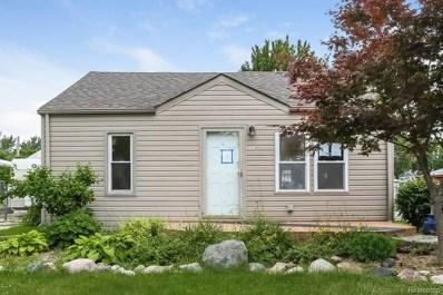 22729 Arcadia Street, St. Clair Shores, MI 48082 - MLS#: 218055788