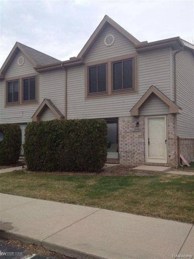 50480 Bay Run N, Chesterfield Twp, MI 48047 - MLS#: 218055821