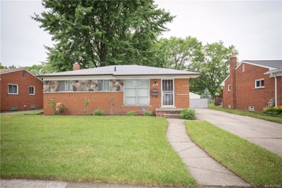21621 Cunningham Avenue, Warren, MI 48091 - MLS#: 218055873