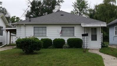 1730 Kendrick Street, Saginaw, MI 48602 - MLS#: 218055877