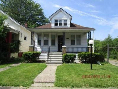 5175 Garland Street, Detroit, MI 48213 - MLS#: 218056040
