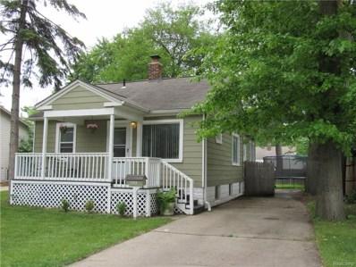 1505 Hoffman Avenue, Royal Oak, MI 48067 - MLS#: 218056078