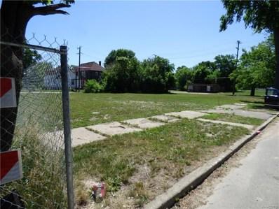 1426 Townsend Street, Detroit, MI 48214 - MLS#: 218056079