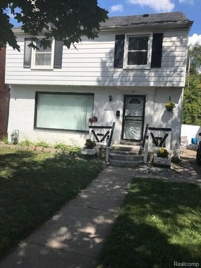 19366 Washburn Street, Detroit, MI 48221 - MLS#: 218056189
