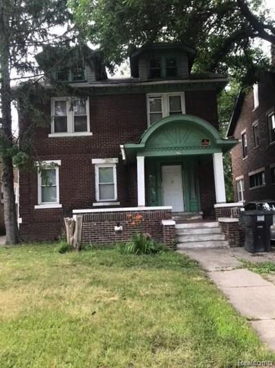 1958 Lawrence Street, Detroit, MI 48206 - MLS#: 218056232