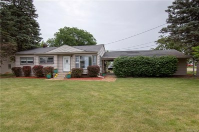 6413 Linden Road, Mundy Twp, MI 48473 - MLS#: 218056259