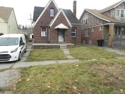 19191 Rogge Street, Detroit, MI 48234 - MLS#: 218056291