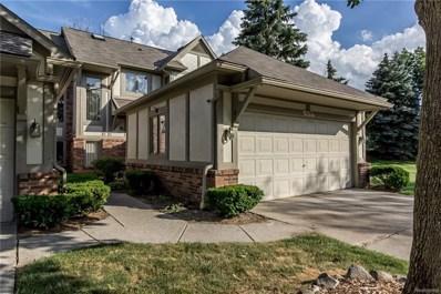 42299 Saratoga Circle, Canton Twp, MI 48187 - MLS#: 218056346