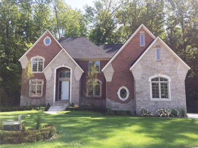 55784 Barberry, Shelby Twp, MI 48316 - MLS#: 218056423
