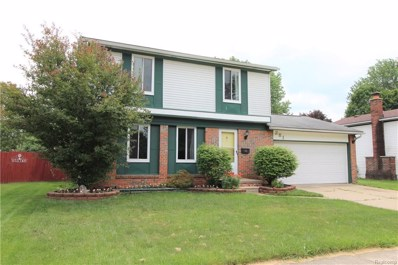 281 Surrey Heights, Westland, MI 48186 - MLS#: 218056445