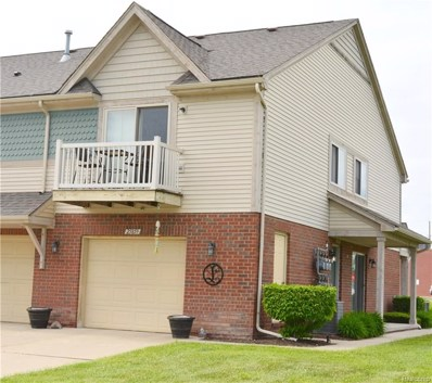 25859 Eastridge Court UNIT 10, Chesterfield Twp, MI 48051 - MLS#: 218056503