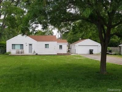 3005 Melvin Avenue, Rochester Hills, MI 48307 - MLS#: 218056511