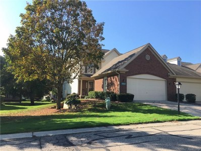 39820 Glenview Crt, Northville, MI 48168 - MLS#: 218056520