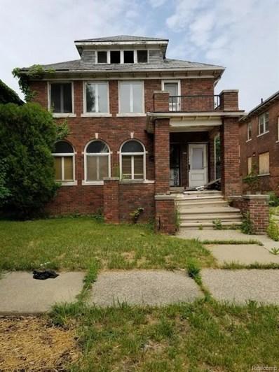 3460 Bedford Street, Detroit, MI 48224 - MLS#: 218056521