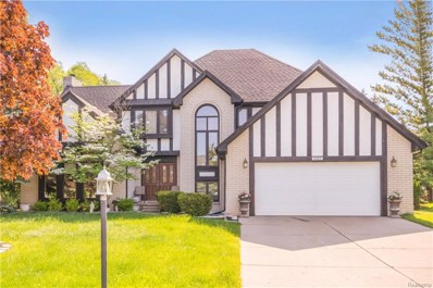 6883 Ravines Circle, West Bloomfield Twp, MI 48322 - MLS#: 218056561