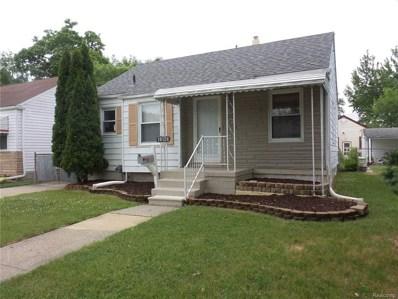 18126 Stephens Drive, Eastpointe, MI 48021 - MLS#: 218056571