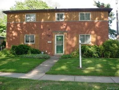 19158 Osmus Street, Livonia, MI 48152 - MLS#: 218056584