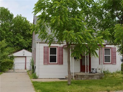 1621 E Eleven Mile Road, Madison Heights, MI 48071 - MLS#: 218056707