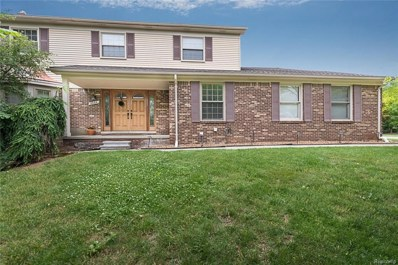 2604 Winter Park Road, Rochester Hills, MI 48309 - MLS#: 218056743