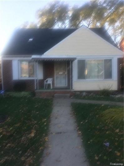 11407 Mark Twain Street, Detroit, MI 48227 - MLS#: 218056868