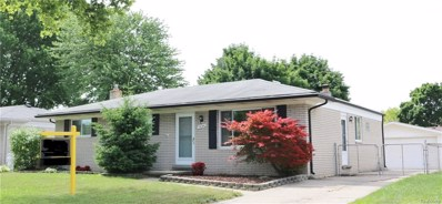 14154 Hillsdale Drive, Sterling Heights, MI 48313 - MLS#: 218056936